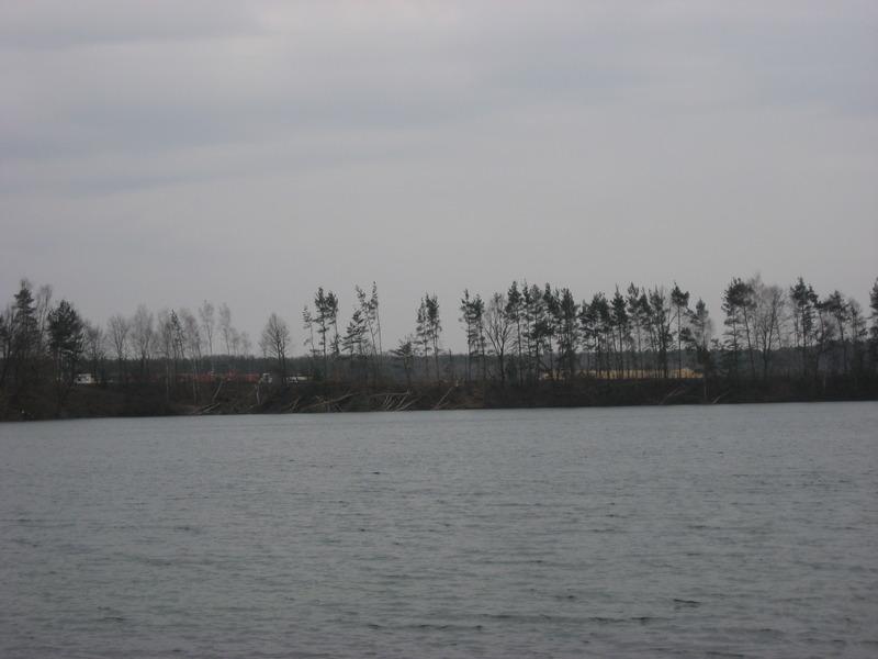 Südseite Mönchwaldsee